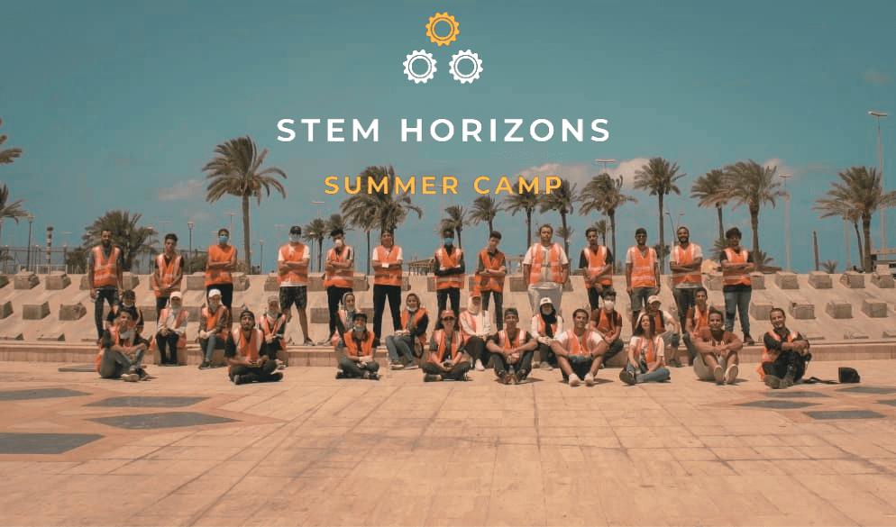STEM Horizons Summer Camp - Libya Technology Robotics LYBOTICS Cover