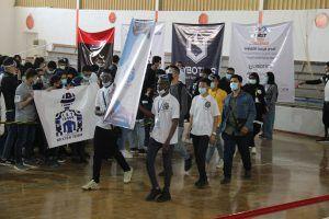 robot 8 LYBOTICS Libya